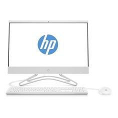 "Моноблок HP 200 G3, 21.5"", Intel Pentium Silver J5005, 4Гб, 500Гб, Intel UHD Graphics 605, Free DOS 2.0, белый [4yw21es]"