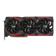 Видеокарта ASUS nVidia GeForce RTX 2060SUPER , ROG-STRIX-RTX2060S-8G-EVO-GAMING, 8Гб, GDDR6, Ret