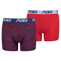 Мужское нижнее белье PUMA Basic Boxer Space Dye 2