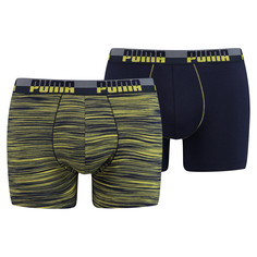Мужское нижнее белье PUMA Space Dye Boxer 2P