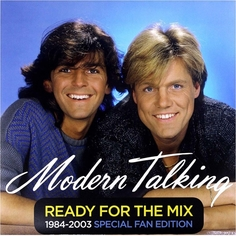 Виниловая пластинка Warner Music Modern Talking:ReadyForTheMix 1984-2003 Yell/Blue