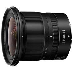 Объектив премиум Nikon NIKKOR Z 14-30mm f/4 S