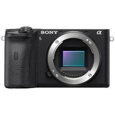 Фотоаппарат системный Sony A6600 Body Black (ILCE-6600/B)