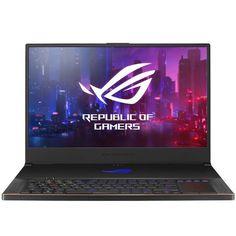 Ноутбук игровой ASUS ROG Zephyrus S GX701GWR-H6081T