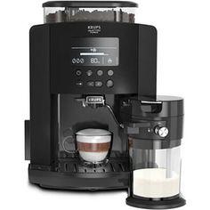 Кофемашина Krups EA819N Arabica Latte