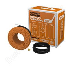 Теплый пол iqwatt iq floor cable-100 039464