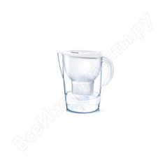 Фильтр-кувшин brita marella xl memo mx+ белый /3.5/ 00-00015883