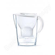 Фильтр-кувшин brita marella mx+ белая /2.4 л/ 00-00015127