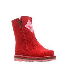 Угги Фома, цвет: красный