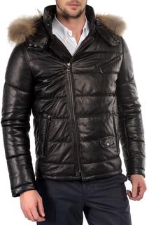 Кожаное пальто Gilman One