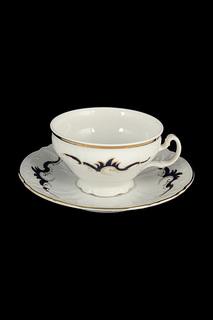 Набор чайных пар 220 мл, 6 пар BERNADOTTE