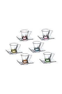 Набор чайных пар 12 пр. RCR
