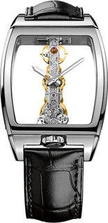 Швейцарские золотые мужские часы в коллекции Bridges Мужские часы Corum 113.160.59/0001-0000