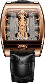 Швейцарские золотые мужские часы в коллекции Bridges Мужские часы Corum 313.165.55/0002-GL10R