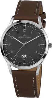 Мужские часы в коллекции Retro Classic Мужские часы Jacques Lemans 1-2066A