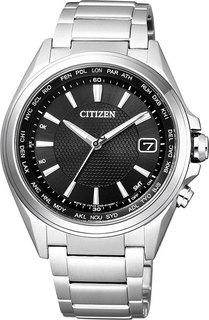 Японские мужские часы в коллекции Radio-Controlled Мужские часы Citizen CB1070-56E