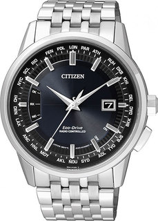 Японские мужские часы в коллекции Radio-Controlled Мужские часы Citizen CB0150-62L