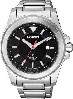 Японские мужские часы в коллекции Promaster Мужские часы Citizen BN0211-50E