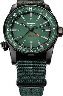 Швейцарские мужские часы в коллекции P68 adventure Мужские часы Traser TR_109035