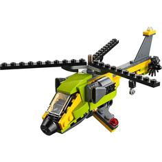 Конструктор Lego Creator Приключения на вертолете 31092