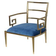 Кресло дизайнерское Glasar 67x75x85см ГЛАСАР