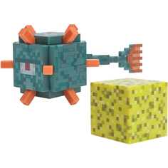 Фигурка Minecraft Guardian Страж