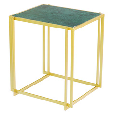 Столик приставной Glasar 51х45х57 см ГЛАСАР