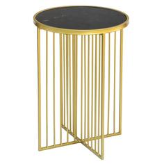 Столик кофейный Glasar 40х40х56 см ГЛАСАР