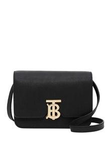 Черная сумка TB Burberry