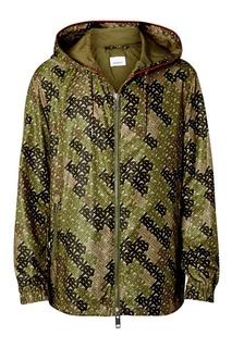 Куртка с монограммами Burberry