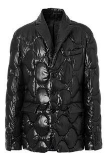 Стеганая куртка с V-вырезом Burberry