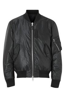 Двухсторонняя куртка-бомбер Burberry