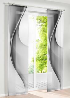 Японские шторы Японская штора с графическим принтом (1 шт.) Bonprix