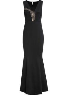 Вечерние платья Вечернее платье макси с нарядной аппликацией Bonprix