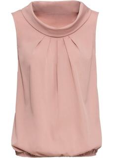 Блузки с коротким рукавом Блузка-топ Bonprix
