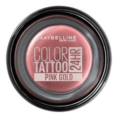 Тени для век MAYBELLINE COLOR TATTOO 24 HR кремообразные тон 65