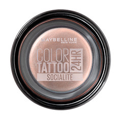 Тени для век MAYBELLINE COLOR TATTOO 24H тон нежный персик