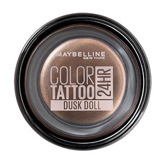 Тени для век MAYBELLINE COLOR TATTOO 24H тон изысканный нюд