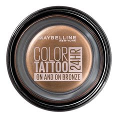 Тени для век MAYBELLINE COLOR TATTOO 24 HR тон рай