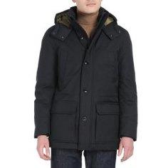 Куртка TOMMY HILFIGER TT0TT05765 темно-синий