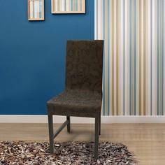 Набор из 2 чехлов для стула Бостон Марон Belmarti