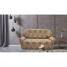 Чехол для дивана Богемия М Беж Belmarti