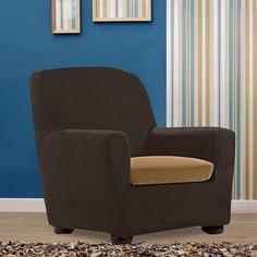 Чехол на подушку для кресла Аляска Беж Belmarti