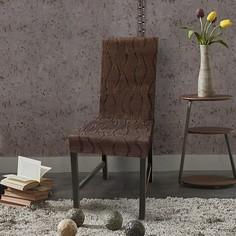 Набор из 2 чехлов для стула Тоскана Марон Belmarti