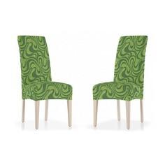 Набор из 2 чехлов для стула Данубио Верде Belmarti