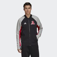 Куртка-бомбер VRCT adidas Athletics