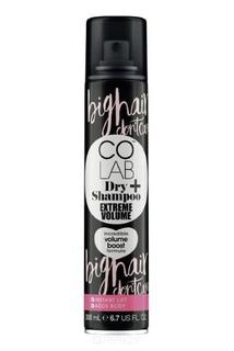 CoLab, Сухой шампунь для экстремального объема Классический Extreme Volume, 200 мл