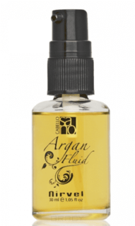 Nirvel, Argan Fluid Флюид с маслом арганы, 200 мл