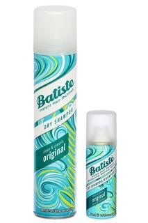 Batiste, Batiste Original сухой шампунь классический без отдушки Батист, 50 мл