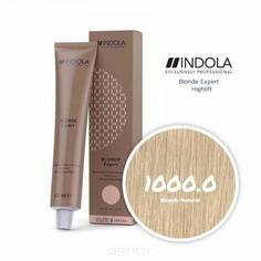 Indola, Индола краска для волос профессиональная Profession, 60 мл (палитра 141 цвет) Блонд Эксперт 1000.0 блонд натуральный